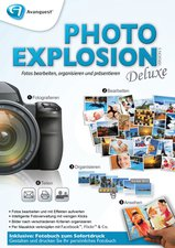 Avanquest Photo Explosion Deluxe 5