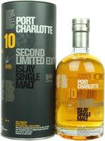 Bruichladdich Port Charlotte 10 Jahre Second Limited Edition 0,7l 50%
