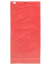 Tom Tailor Uni Saunatuch koralle (80x200cm)