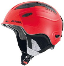 Alpina Eyewear Snow Mythos deep-red matt
