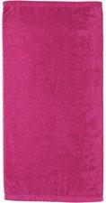 Cawö Life Style Uni Badetuch pink (100x150cm)