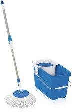 Leifheit Clean Twist System Set Disc Mopp (Pure Blue)
