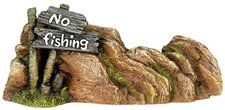 Nobby Aqua Ornaments Felswand No Fishing (28404)