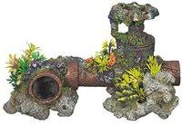 Nobby Aqua Ornaments Wasserleitung mit Pflanzen (28495)