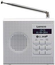 Lenco PDR-020 weiß