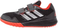 Adidas AltaRun K core black/silver metallic/core red