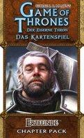 Heidelberger Spieleverlag Game of Thrones Der Eiserne Thron LCG - Erzfeinde-Gekreuzte Klingen