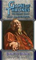 Heidelberger Spieleverlag Game of Thrones Der Eiserne Thron LCG - Bereit zu dienen - Oldtown