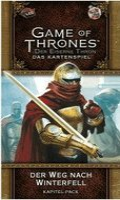 Heidelberger Spieleverlag Game of Thrones Der Eiserne Thron - 2. Edition D- Der Weg nach Wint
