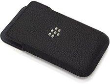 BlackBerry Ledertasche (Classic) schwarz