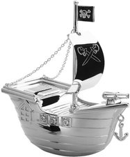 Edzard Spardose Piratenschiff, 15 cm