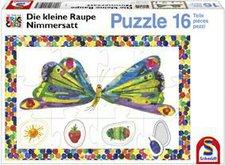 Schmidt Spiele 55508 - Raupe Nimmersatt, Lernpuzzle, Farben