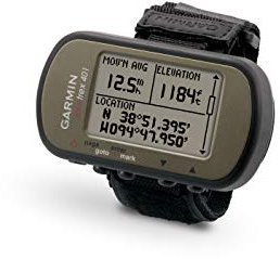 Garmin Foretrex 401 GPS-Armbandcomputer