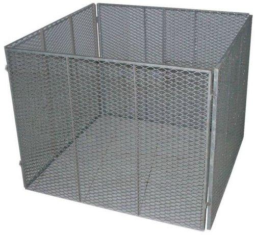 Metall Komposter