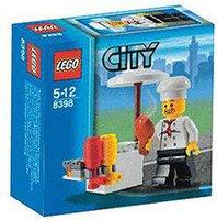 LEGO Impuls 8398 - Grillstand