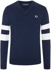 Fred Perry V-Pullover Herren