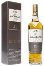 Macallan Singel Malt Fine Oak 10 Years
