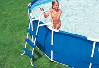 Intex Pools Leiter 107 cm (58907)