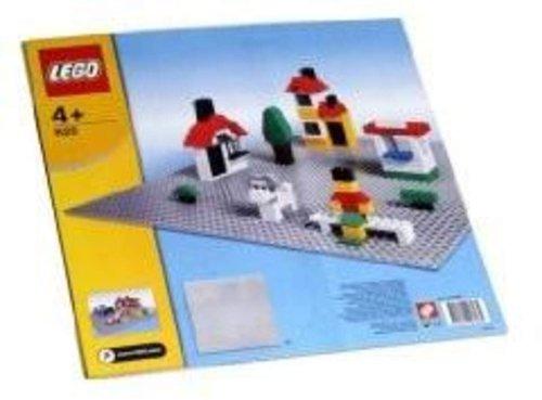 LEGO Duplo 628 Bauplatte Asphalt