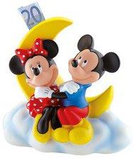Bullyland Spardose Disney Mickey + Minnie Mond