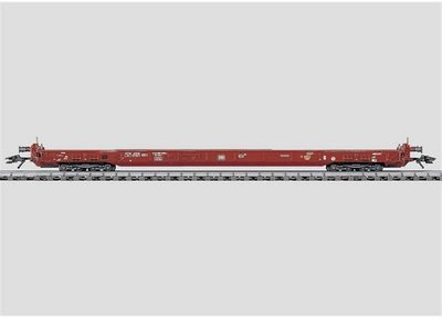 Märklin 4740 - LKW-Transportwagen DB (H0)