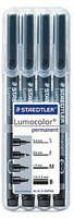 Staedtler Lumocolor Permanent (31-9 WP4GS)