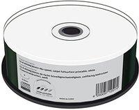 MediaRange CD-R 700MB 80min 52x Inkjet Fullsurface bedruckbar 25er Spindel