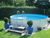 my pool Premium Poolset 300 x 120 cm