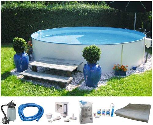 my pool Premium Rundbecken 500 x 120 cm