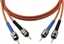 Elo Tyco LWL Kabel Duplex ST/ST 62,5/125 OM1 1m