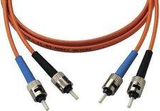 Elo Tyco LWL Kabel Duplex ST/SC 50/125 OM2 10m