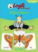 Loewe Verlag Logli Silben-Memo