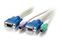 Level One Konsolen und KVM Swichte Kabelsatz 1.8m (ACC-2001)