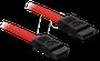 DeLock Kabel SATA 0.7m (84209)