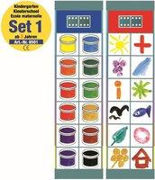 Oberschwäbische Magnetspiele Set 1: Kindergarten