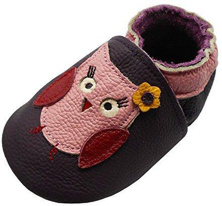 Baby Leder-Schuhe