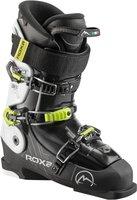 Roxa Skischuhe