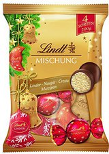 Lindt Weihnachts Marzipan