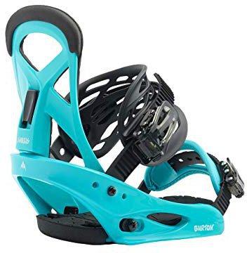 Burton Snowboardbindung
