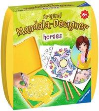 Ravensburger 29986 Mini Mandala-Designer® horses