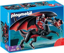Playmobil 4838 Riesendrache mit Feuer-LED