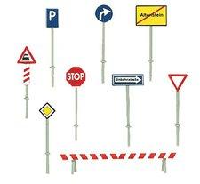 Faller 272450 - Verkehrsschilder-Set