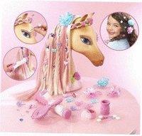 Mattel Barbie Haarstyling Studio Frisurenkopf