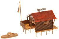 Faller 130284 - Bootshaus