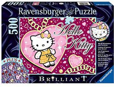 Ravensburger 149421 Funkelnde Hello Kitty