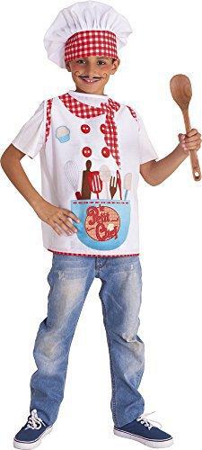 Koch Kinderkostüm