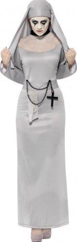 Nonne Halloween Kostüm