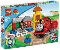 LEGO Duplo 5547 James trifft den dicken Kontrolleur