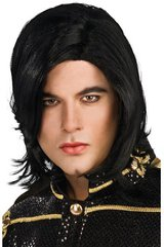 Michael Jackson Perücke