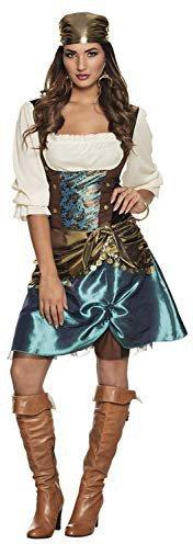 Zigeunerin Karnevalskostüm